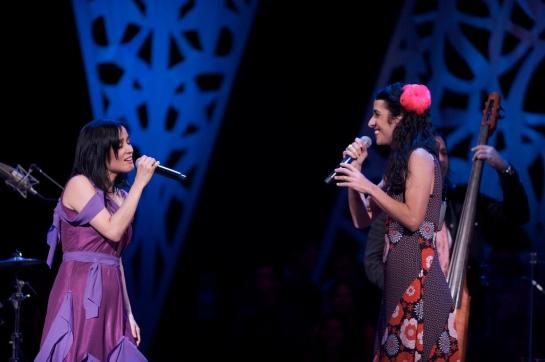 Julieta Venegas e Marisa Monte - Ilusión