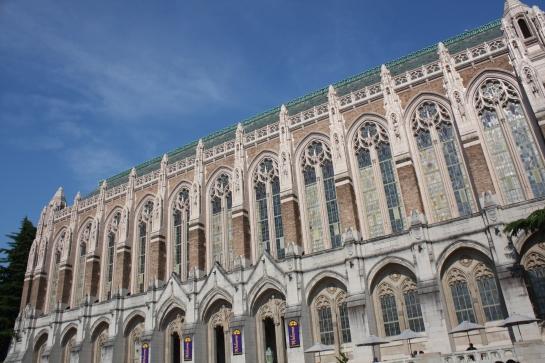 UW Suzallo Library