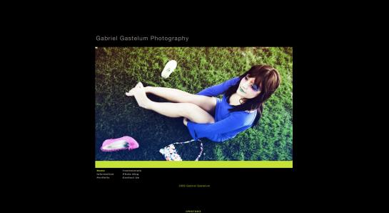 Gabriel Gastelum Photography